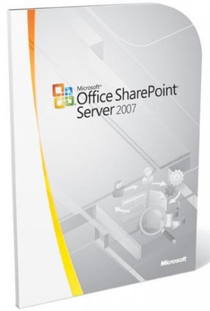 Microsoft Office SharePoint Server 2007 SP3 x86-x64 RUS-ENG (AIO) by m0nkrus