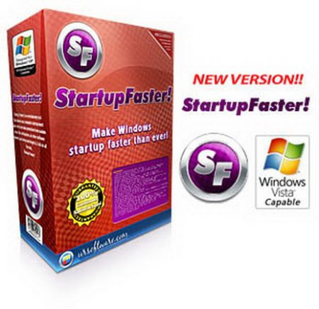 Startup Faster! 3.6.2011.13 Rus