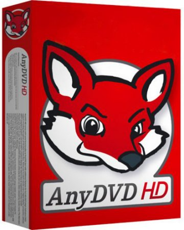 Скачать AnyDVD & AnyDVD HD 6.8.5.9 Beta