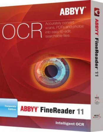 Скачать ABBYY FineReader 11 11.0102.481