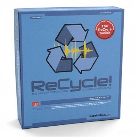 Propellerheads ReCycle v2.2 Eng