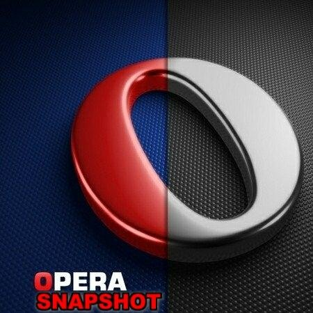 Opera 11.60 Build 1144 Snapshot (ML/RUS)