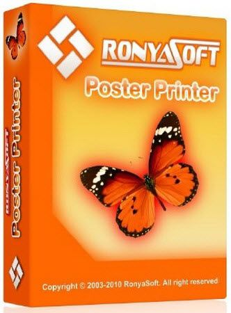 Скачать RonyaSoft Poster Printer 3.01.24